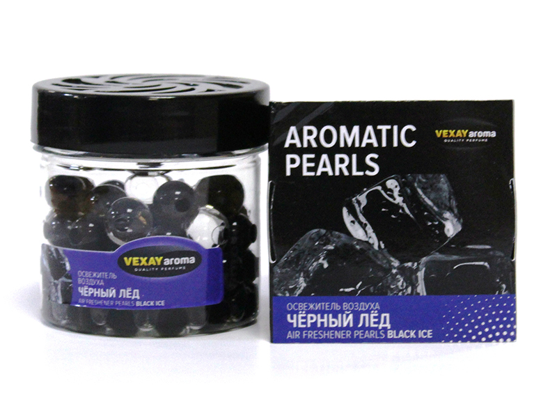 "Ароматизатор Vexay Aromatic Pearls ""Black Ice"""