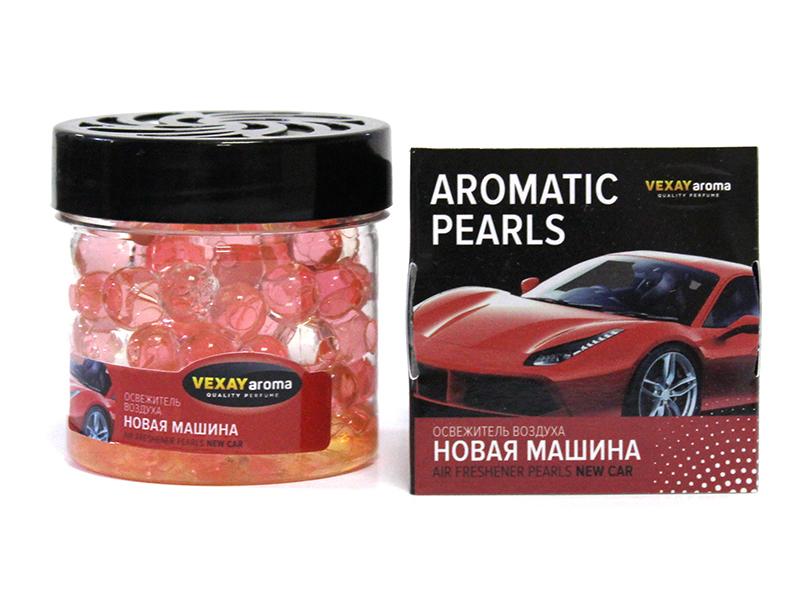 """Ароматизатор Vexay Aromatic Pearls """"New Car"""""""