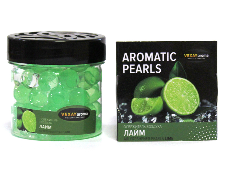 "Ароматизатор Vexay Aromatic Pearls ""Lime"""