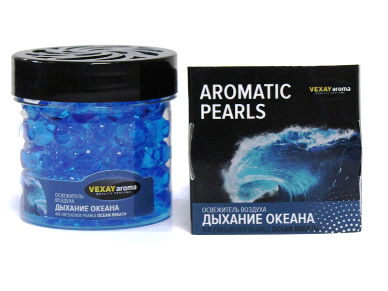 "Ароматизатор Vexay Aromatic Pearls ""Ocean Breath"""