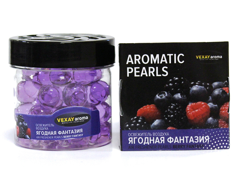 "Ароматизатор Vexay Aromatic Pearls ""Berry Fantasy"""