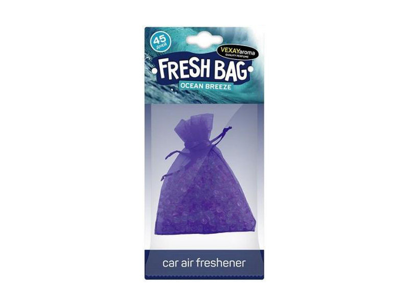 "Ароматизатор Vexay Fresh Bag ""Ocean Breeze"""