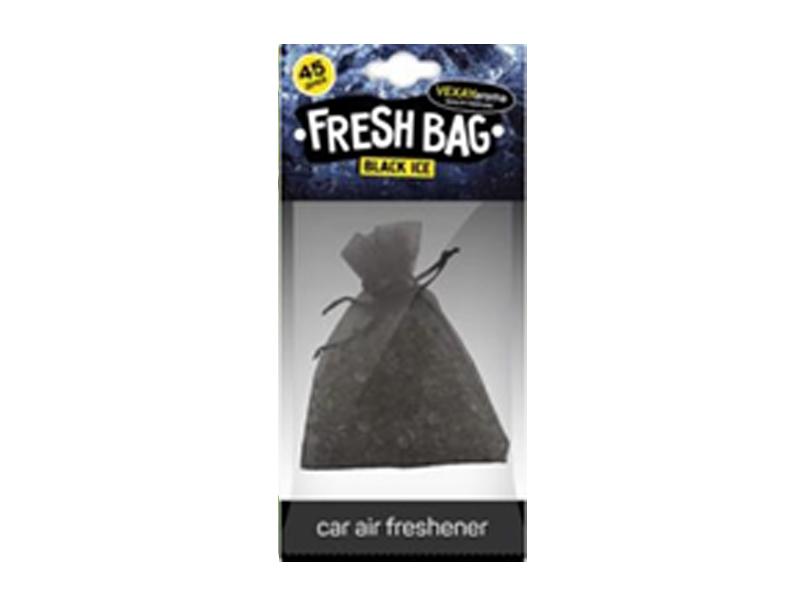 """Ароматизатор Vexay Fresh Bag """"Black Ice"""""""