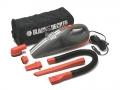 Автомобильный пылесос Black&Decker ACV1205 с функцией Cyclonic (